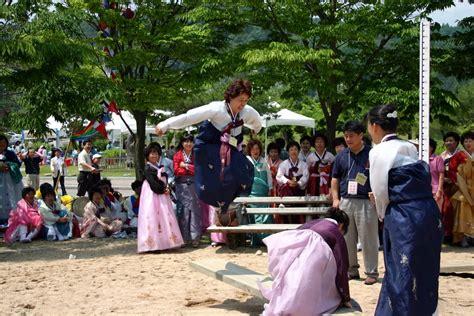 korean swing my life in ka dano 단오 spring festival
