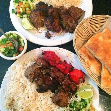 de afghanan kabob house fremont beef lamb and chicken kabob yelp