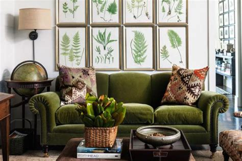 Green Interiors by Green With Envy 10 Gorgeous Green Interiors