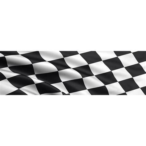 Checkered Flag L checkered flag banner clip 55