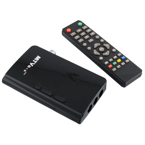 Tv Tuner Lcd External external lcd crt external tv tuner pc box digital tuner hd 1080p speaker ebay