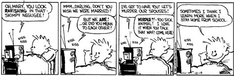 Calvin And Hobbes Sick Quotes by Best Calvin And Hobbes Strips