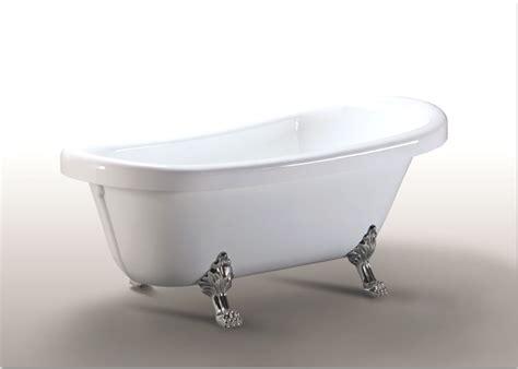 vasche da bagno con piedini prezzi margherita vasca da bagno freestanding con