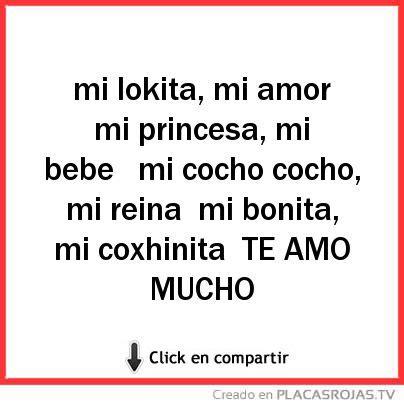 imagenes de amor para mi reina mi lokita mi amor mi princesa mi bebe mi cocho cocho mi