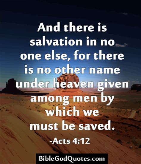 Salvation In bible quotes from the salvation quotesgram