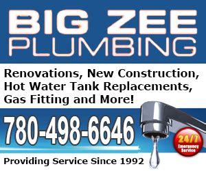Fort Mac Plumbing by Contractors Fort Mcmurray Building A Better Fort Mcmurray