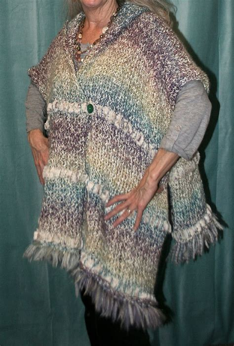 loom knit poncho 17 best images about loom knits on knitting