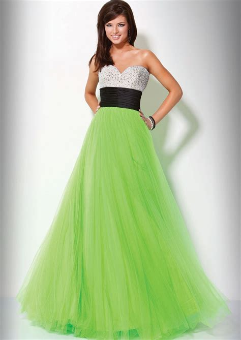green cocktail black lime green and black prom dresses www pixshark com