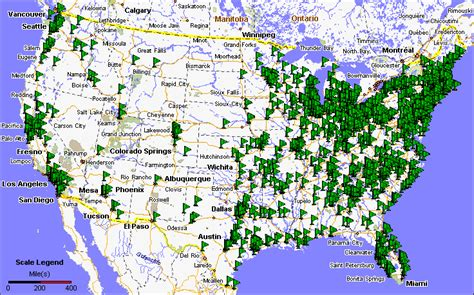 texas golf courses map golf software