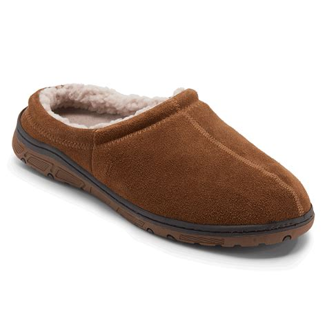 s slippers genuine suede clog slipper s slippers rockport 174