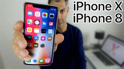 iphone 8 8 plus et iphone x avis sur les nouveaux smartphones d apple