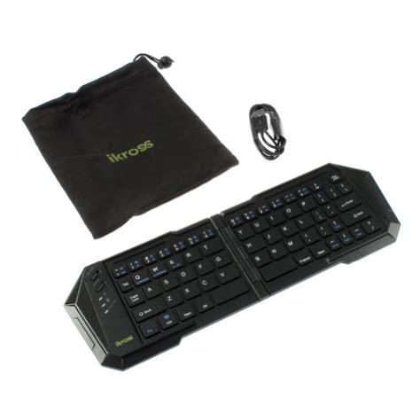 keyboard layout galaxy s5 ikross bluetooth 3 0 wireless folding compact size