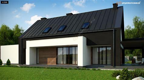 proyectos de casas casa navacerrada de dise 241 o moderna - Casa Navacerrada