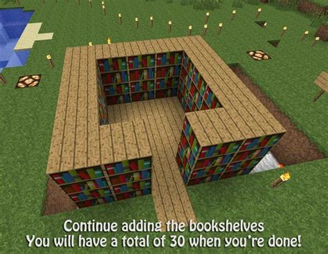 Enchantment Table Bookshelves by How To Use Redstone To Create A Converting Enchantment