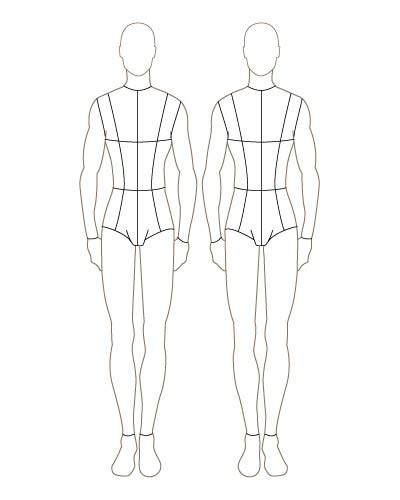 digital illustration for fashion richard cutler e portfolio