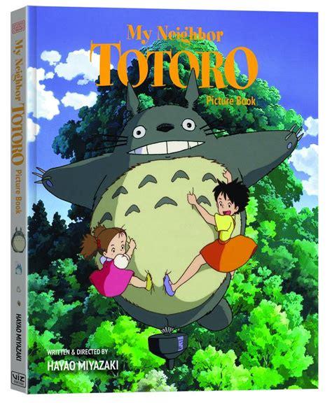 my totoro picture book hayao miyazaki fresh comics
