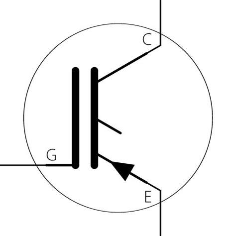 igbt transistor symbol register of symbols technology corp