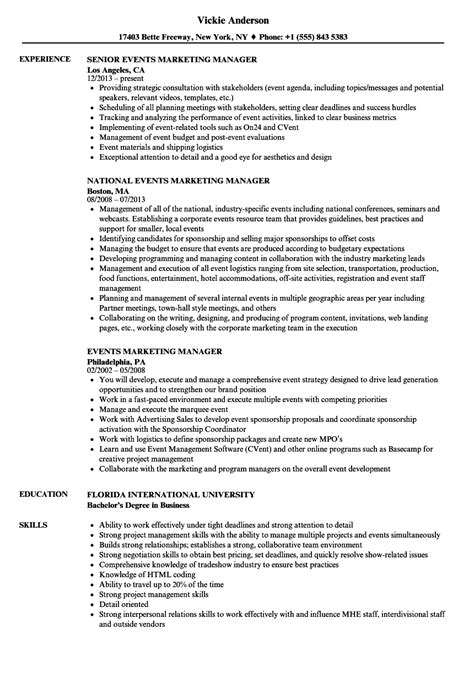 top account manager bio examples marketing executive resume samples