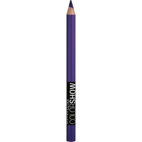 Maybelline Crayon Liner maybelline color show crayon kohl eyeliner big w