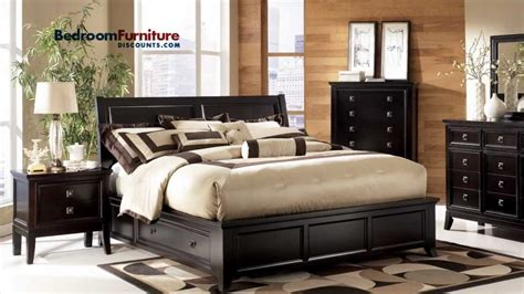 ashley furniture bedroom suites ashley martini suite platform storage bedroom set youtube