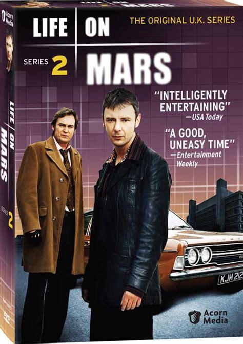 biography dvd list life on mars dvd news press release for life on mars