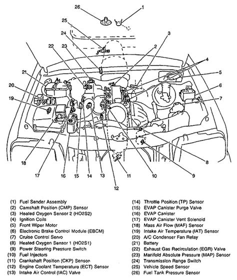 2003 Chevy Tracker Wiring Diagram