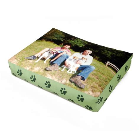 custom dog bed personalised large dog pet bed from bags of love