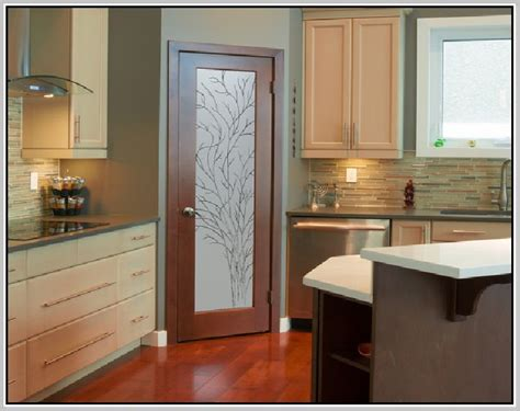glass pantry doors with frosted glass frosted glass kitchen cabinets home design ideas