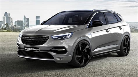 Opel News by 2018 Opel Grandland X Gets The Tuning Treatment From