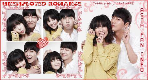 film korea terbaik se asia unemployed romance 2013 korean drama asia fan info