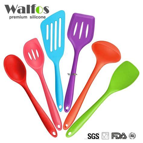 ustensiles de cuisine en silicone spatule ustensile de cuisine achetez des lots 224 petit prix