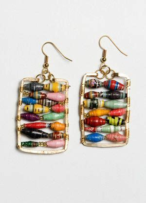 Silver Nato Torquise Medium 55 best images about beaded earrings on