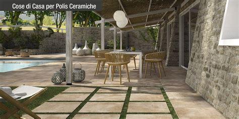 gres porcellanato il piu facile dei pavimenti esterni