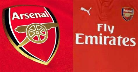 arsenal quiz 2017 18 arsenal s new home and away shirts for 2017 18 have been