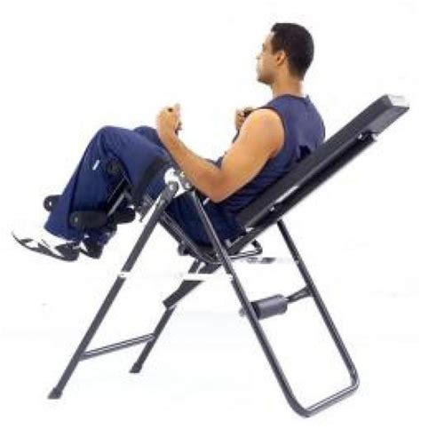 inversion therapy without table inversion tables and inversion chairs which are better