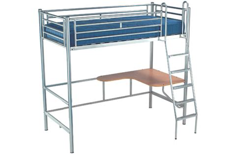 Jaybe Bunk Bed Jaybe Studio 3 Bunk With Desk And Mattress Bed Review Compare Prices Buy