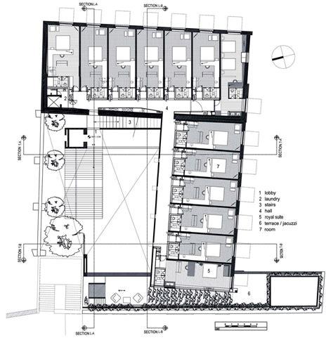 plans design arquimaster ar proyecto hotel boutique la