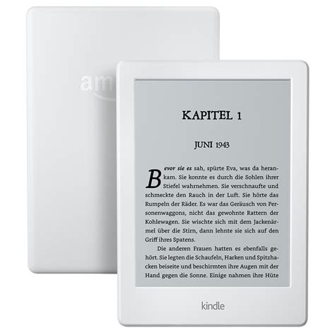 amazon kindle 8th generation amazon all new kindle e reader 6 with special offers