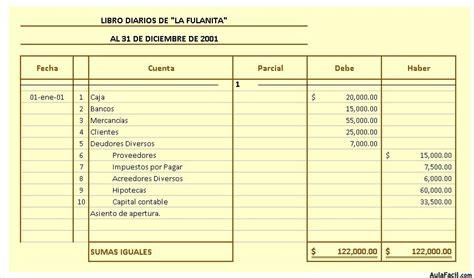 libro diario 9 sueldos y ajustes youtube curso gratis de contabilidad financiera i ejercicio la