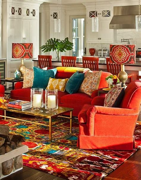 bohemian style furniture extraordinary bohemian style furniture in home interior