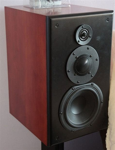 peerless hd buyout 3 way bookshelf done techtalk speaker