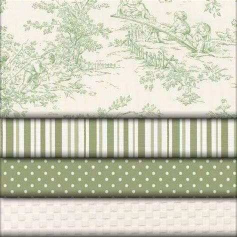 Toile Curtains Green The World S Catalog Of Ideas