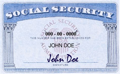 free printable social security card template steven hill expand social security now election fraud