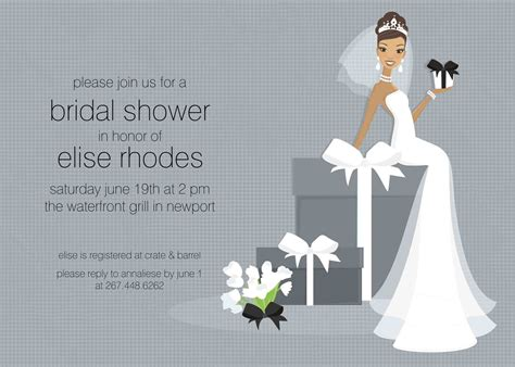 free sles of bridal shower invitations free bridal shower invitation templates free wedding