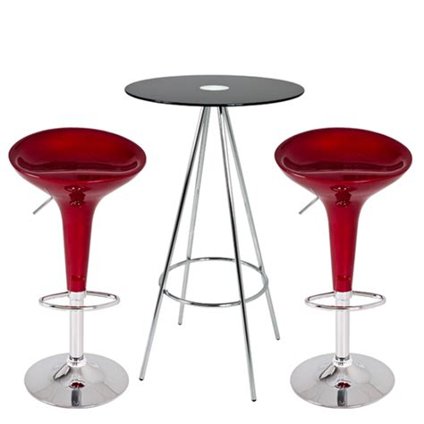 Glass Breakfast Bar Table Square Glass Breakfast Bar Table 2 Bar Stools Buy Modern Bar Table Set Furniture In