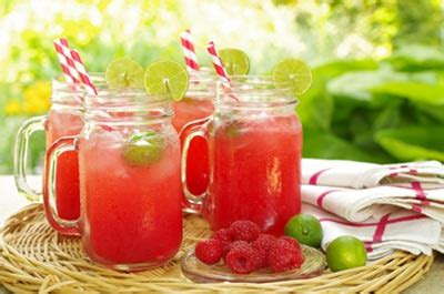 raspberry lime rickey slushies recipe myrecipes ccnj recipe