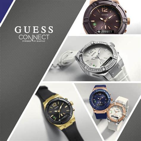 Jam Tangan Premium Guess Fossil Ck Daniel Wellington Kekasih guess smart connect in indonesia jual jam