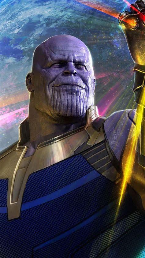fondos de pantalla thanos avengers infinity war  uhd  imagen