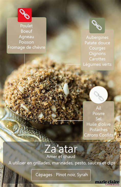 comment utiliser le za atar en cuisine cuisine et vins