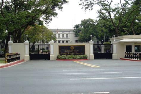Us Embassy Manila Letterhead us embassy manila philippines 2015 in the army now